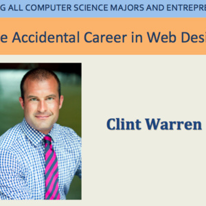 """""""The Accidental Career in Web Design"""""""