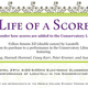 Life of a Score: Student Friends of the Library