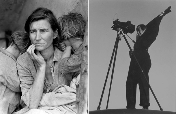 Film Screening, Conversation and Book Signing - Dorothea Lange: Grab a Hunk of Lightning
