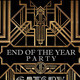 """""""Great Gatsby"""" End of the Year Party with the ISO"""