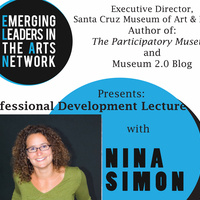 Professional Development Lecture with Nina Simon