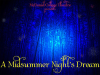 "Open Auditions for ""A Midsummer Night's Dream"""