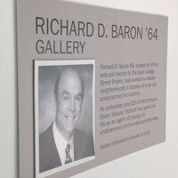 Richard D. Baron '64 Art Gallery