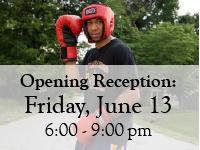 Sense of Place Exhibit Reception, June 13