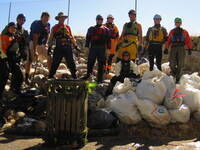 Truckee River Cleanup