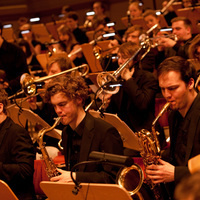 Youth Jazz Orchestra of Brandenburg directed by Jiggs Whigham