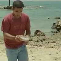 """Une bouteille à la mer/A Bottle in the Gaza Sea"""