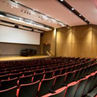 Brooks-Rogers Recital Hall, Bernhard Music Center