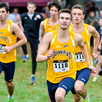 Quinnipiac University Men's Cross Country at  Monmouth University Invitational