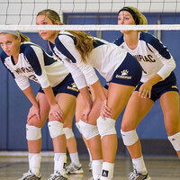 (Women's Volleyball) Quinnipiac vs. Dartmouth