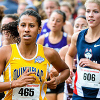 (Women's Cross Country) Bryant Invitational