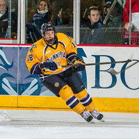 Quinnipiac University Men's Ice Hockey vs  Massachusetts