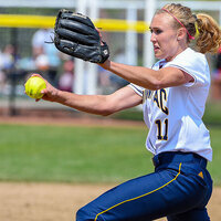 Quinnipiac University Softball vs  Butler University