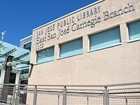 East San José Carnegie Branch Library
