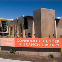 Seven Trees Branch Library