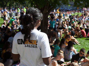 Convocation: Welcome to the Class of 2018!