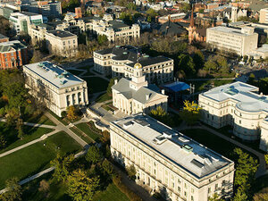 University of Iowa Pentacrest