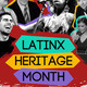 Latinx Heritage Month - Narratives of Latinx Student Panel