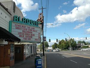 Aladdin Theater
