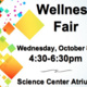 Wellness Fair - Fall 2014