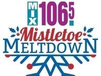CBS Radio Mistletoe Meltdown 2015