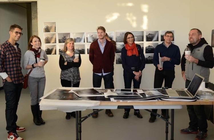 Studio Visit to Mana Contemporary