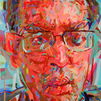 """""""Head Out: Paintings by John Hampshire"""""""