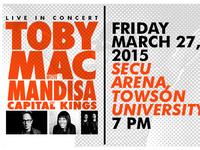 95.1 SHINE-FM Presents Toby Mac Concert