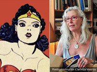 Poetry-Writing Workshop: The Wisdom of Wonder Woman