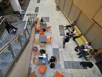 Center for the Arts Atrium