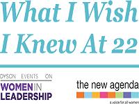 What I Wish I Knew at 22