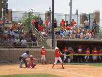 Softball vs. McNeese