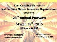 ECNAO 23rd Annual Powwow