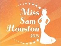2015 Miss Sam Houston Pageant