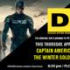 Ducks After Dark: Captain America The Winter Soldier