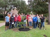 Sam Houston Arbor Day 2015