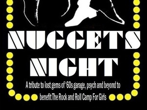 Nuggets Night with the Verner Pantons, the Pynnacles, the Satin Chaps and many more!