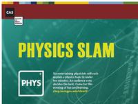 Physics Slam 2015