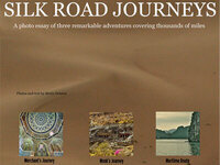 Writers LIVE: Maria Drumm, Silk Road Journeys