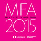 Department of Art MFA Thesis Exhibition