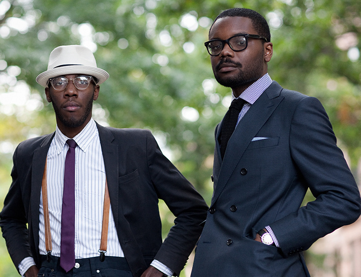 Opening Reception: Dandy Lion: (Re) Articulating Black Masculine Identity