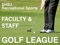 2015 Faculty & Staff Golf League