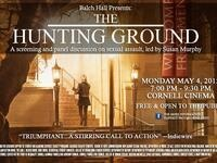 The Hunting Ground: A Screening and Panel Discussion on Sexual Assault Led by Susan Murphy