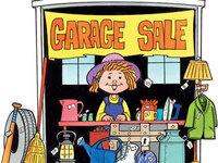 Campus Minsitry Garage Sale!