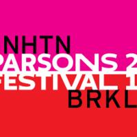 PARSONS FESTIVAL: Concept: Process exhibition