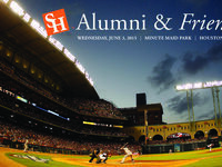 SHSU Night at Minute Maid Park