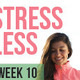 Stress Less: Health Tabling