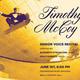 Senior Voice Recital: Timothy McCoy | Live-streamed
