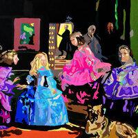 Las  Meninas by Lynn Nottage
