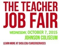 Fall Teacher Job Fair
